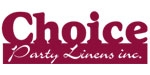 Choice Party Linens, Inc.