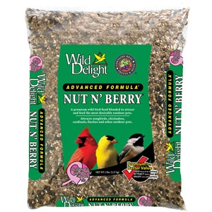 Wild Delight Nut 'N Berry® Bird Food