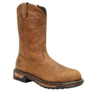 Rocky Original Ride Steel Toe WP Western Boot