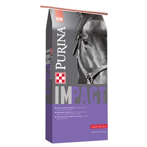 Purina® Impact® GMX Textured Horse Feed