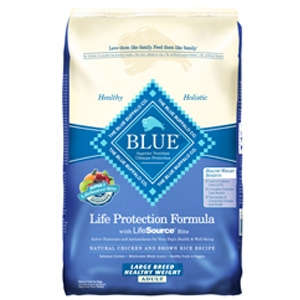 Blue Buffalo Large Breed Adult Healthy Weight Chicken & Brown Rice Formula