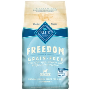 Blue Buffalo Freedom Grain Free Chicken Puppy Recipe