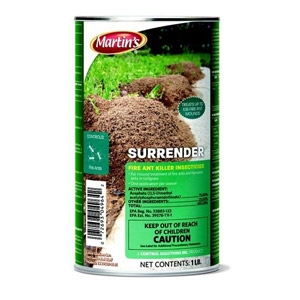 Martin's® Surrender Fire Ant Control