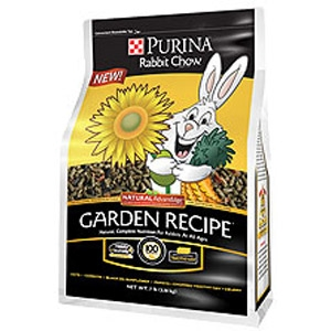 Purina® Rabbit Chow™ Garden Recipe™