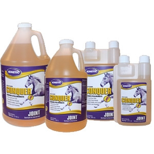 Kinetic Technology Conquer® Liquid Joint Supplement for Horses