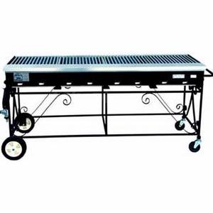 6' Gas Grill