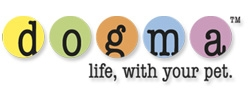 dogma - life, with your pet. Logo