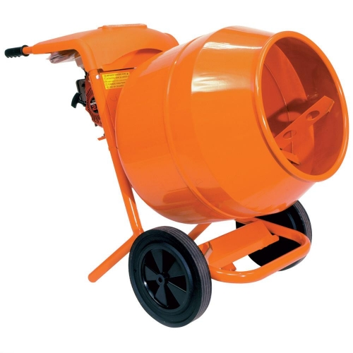 2.5 Cu. Ft. Gas Cement Mixer