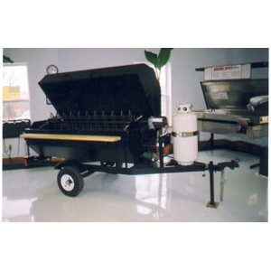 Towable Barbecue Grill