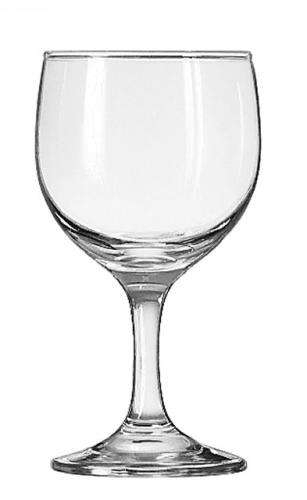 Glassware - 8 Oz. Wine Glass