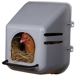 Miller Manufacturing Plastic Single Nesting Box