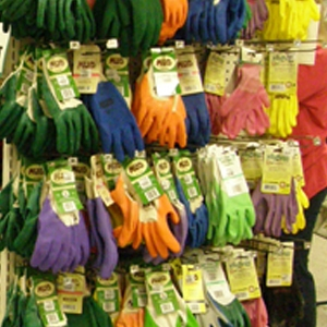 Large selection of gloves!