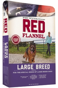 Red Flannel™ Large Breed Adult Formula Dog Food