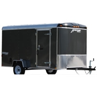 Croft Homesteader Box Trailer 6'x10'