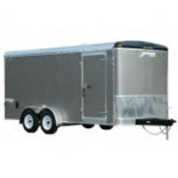 Croft Homesteader Box Trailer 7'x14'