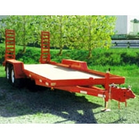 Region Welding Of Missouri Inc 16 Equipment Trailer