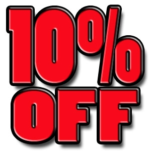 10% Off Party Rental $100+