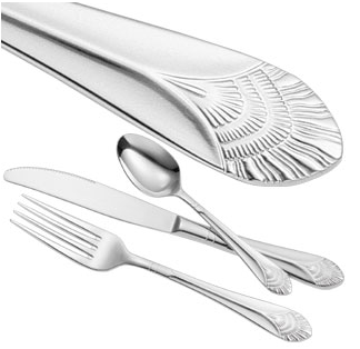 Silverplate Chalet Flatware