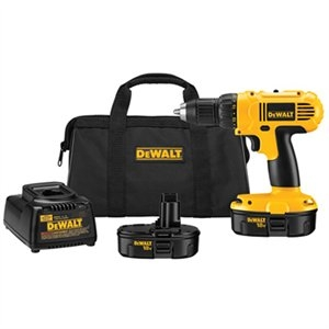 DeWalt Drill Driver Kit, Compact Design, 18-Volts