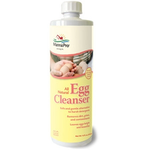 MannaPro Egg Cleanser