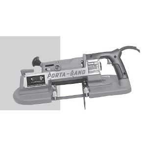 Two-Speed Porta-Band® Band Saw