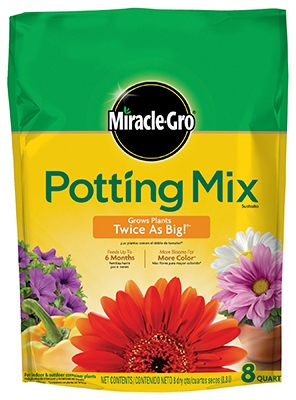 MG 8QT Potting Mix