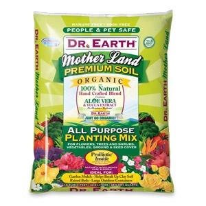 Mother Land® Organic Potting Mix