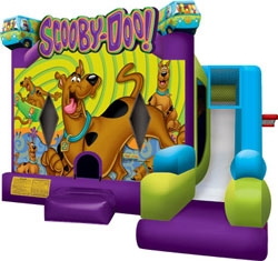 Scooby Doo Bouncer & Slide