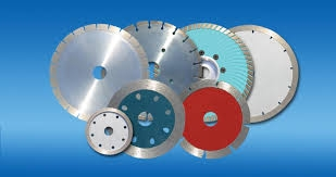Diamond Blades, Concrete, Asphalt or Tile