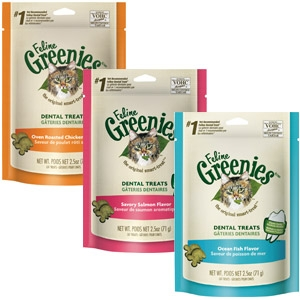Feline Greenies® Original Cat Dental Treats