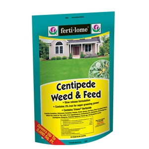 Ferti-lome® Centipede Weed & Feed 15-0-15