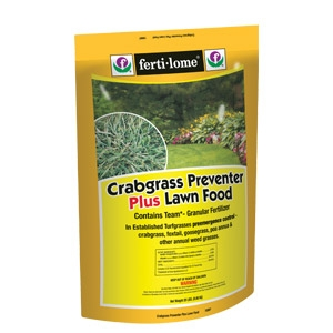 Ferti-lome® Lawn Food Plus Crabgrass Preventer 5M 16-0-8f