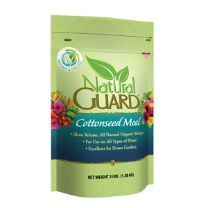 Natural Guard Cotton Seed Meal 6-1-1