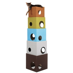 Bowsers Pet Products Cat Tower