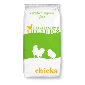 Nature's Grown Organics™ 19% Organic Chicks Feed