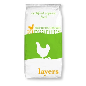 Nature's Grown Organics™ 14% Organic Layer Feed