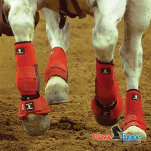 Classic Equine® DyNo Turn Bell Boot