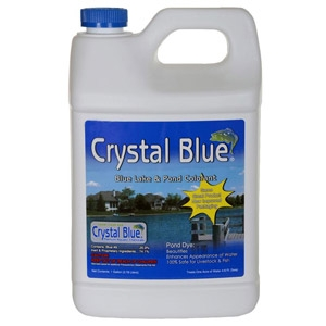 Crystal Blue® Blue Lake and Pond Colorant