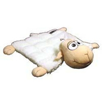 Kyjen Squeaker Mat Sheep Small