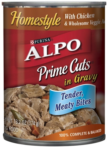 Alpo Canned Dog Prime Cuts Chicken 24/13.2 oz. Pack