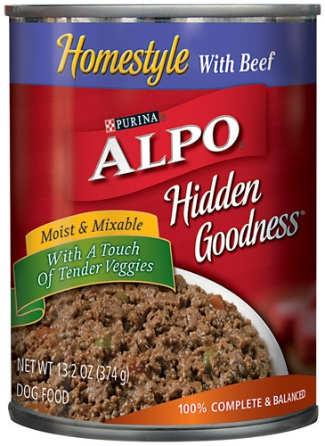 Alpo Hidden Goodness Beef Dog 24/13.2OZ