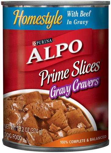 Alpo Dog Prime Slice Beef