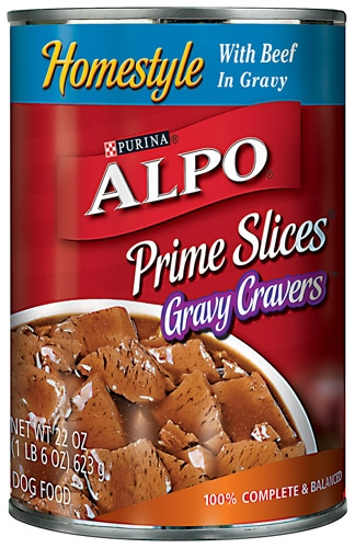 Alpo Dog Prime Slices Beef 12/22OZ