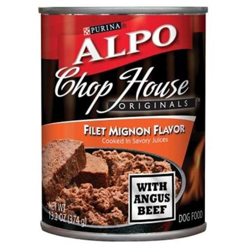 Alpo Chop House Original Filet Mignon