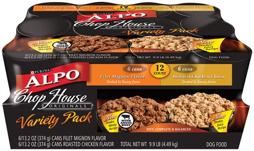 Alpo Chop House Originals Variety