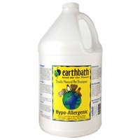 Earthbath Shampoo - Hypo Allergenic - 1 Gal.
