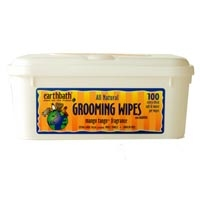 Earthbath Grooming Wipes Mango Tango 100 Ct.