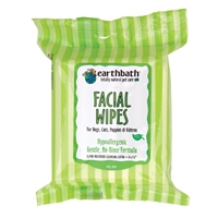 Facial Wipes for Dogs, Cats, Puppies & Kittens 25 Ct.
