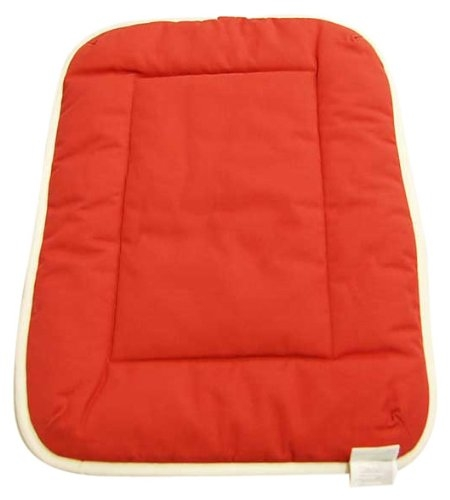Dog Gone Smart Crate Pad Red 15x20 Extra Small