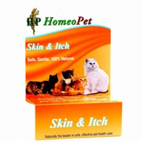 HomeoPet Skin & Itch Feline Specific 1.6 oz